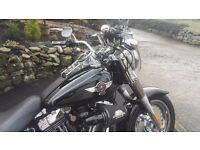 Harley Davidson Fat Boy, 2013 like new