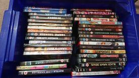 DVD & CD Collection Job lot