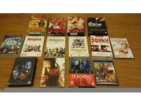 DVD 12 Box Sets Bundle