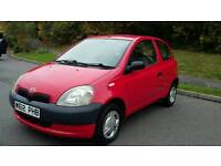 Toyota Yaris only 63K Warranted Perfect runner