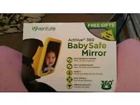 Baby safe mirror
