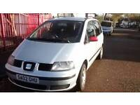 Seat Alhambra for sale tdi