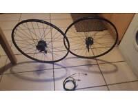 700c wheels sprinter classic hybrid