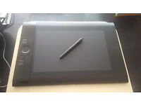 WACOM INTUOS PRO 4 Screen Size: 335mm x 210mm