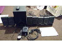 Creative Inspire T7700 speakers