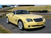 Chrysler CrossFire Roadster - Mercedes SLK, CLK, Convertible - not Audi, Bmw, Mx5, Sabb, TT, Porsche