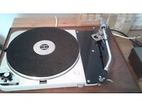 Thorens 124/II with SME Tone arm