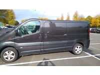 Man and van (rates from £10)