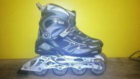 FILA THETIS Pro SuperFIT Rollerblades size 9