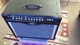 Peavey Guitar Amplifier Bandit 112 Trans tube 100 watts