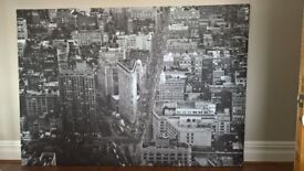 NEW YORK CANVAS - Ready to hang