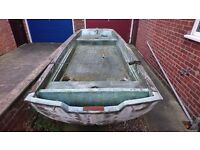 Project Boat For Sale. Boat, Trailer and Outboard Engine
