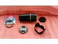 Tamron Canon fit 18-200 macro zoom