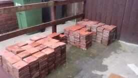 1000 Terracotta tiles