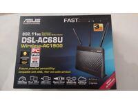 Asus Dual Band( ADSL/VDSL) Modem Router