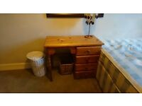 Timber desk for sale