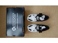 Bont Riot road shoes (EU40, UK6, US7, 245mm)