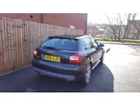 Audi S3 8L 2001 Quattro 1.8t Black Unmolested Original 98k