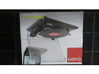 USB ION Profile LP record player and converter. Brand new in the box.