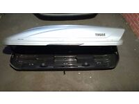 Thule Motion 600 Roof Box