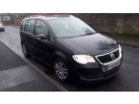 VW touran 1.9 tdi 2007