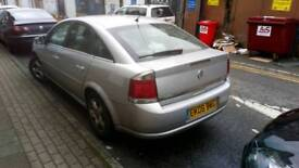 Vauxhall vectra 2008 1.9 diseal for sale new 12 months mot