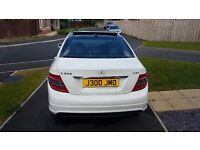 (REDUCED TO SELL) 2010 MERCEDES C350 CDI SPORT LOW MILEAGE PAN ROOF
