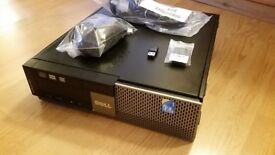 Dell Optiplex 960 SFF * Quad CPU Q8300 @ 2.50GHz * 8GB RAM * 1Tb HDD * Win 10 Pro