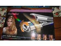 BABYLISS PRO STYLER ICONIC HAIR ROLLER NEW