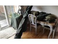 Carp fishing gear for sale