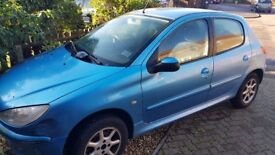 Peugeot 206 ~ perfect run around or first car