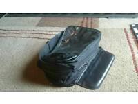 Expanding tank bag, good condition