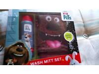 Wash set