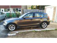 BMW, 1 SERIES, Hatchback, 2007, Manual, 1995 (cc), 5 doors FRESH MOT