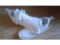 addidas 3 white strip