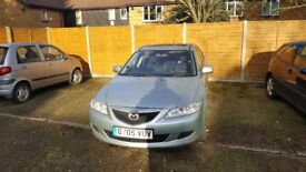 Mazda 6 2005 2.0 petrol Spaires or repair with low cost