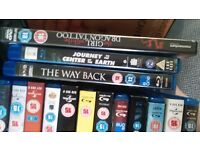 Used Blu Rays Up To £5 Each