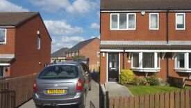 2 BED SEMI LOOKING FOR 3 BED IN WOMBWELL