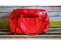 Bueno womans leather bag