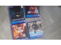 4 games ps4