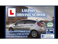 driving lessons instructor driving licence practical test hire car for test NORTH LONDON,EAST LONDON