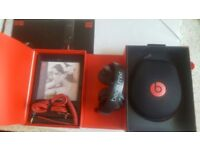 Beats Mixr headphone - Beats by Dr. Dre - Mint Condition - Hardly Used - all contents