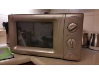 Caravan microwave Daewoo for Bessacarr Bailey Abi Swift