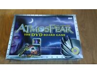 ATMOSFEAR The Gatekeeper DVD Board Game - Great for Halloween