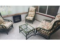 Conservatory Furniture As New
