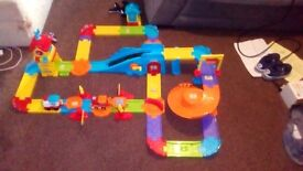 Toot Toot train set and a few bits and bobs