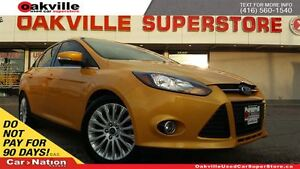 2012 Ford Focus Titanium | NAVIGATION | LEATHER | FULLY EQUIPPED