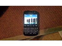 blackberry touchscreen on ee
