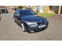 BMW 5 Series 525D 530D 535D LCi MSport Sell Swap Px