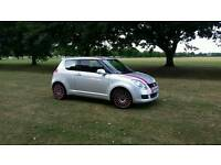 Suzuki Swift 1.3 3dr Limited Pink Edition 2009